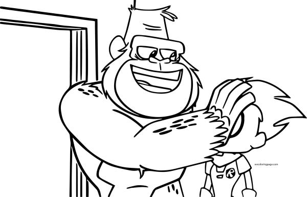 robin coloring page # 51
