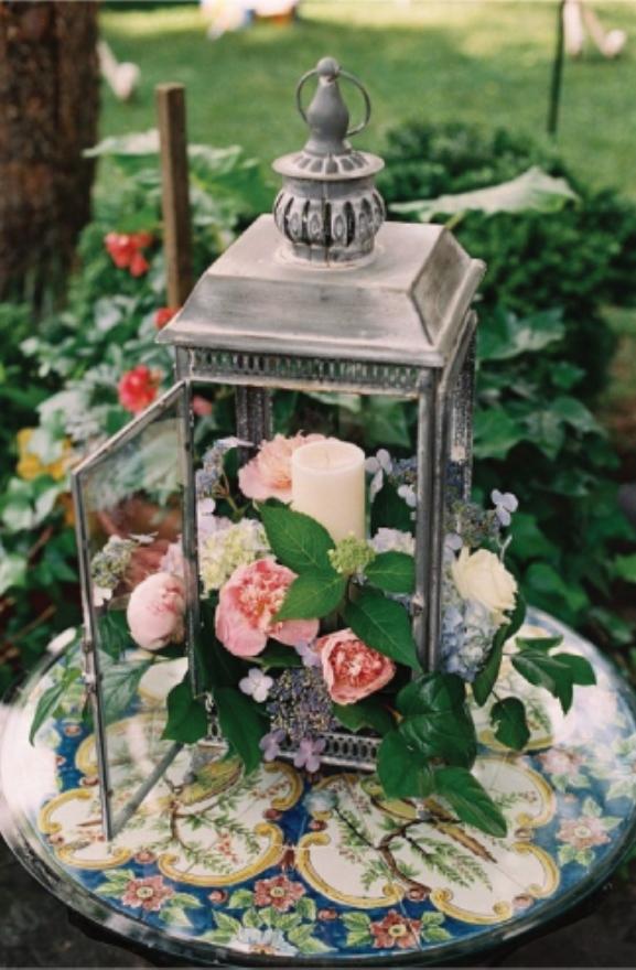 Unique Wedding Reception Centerpieces