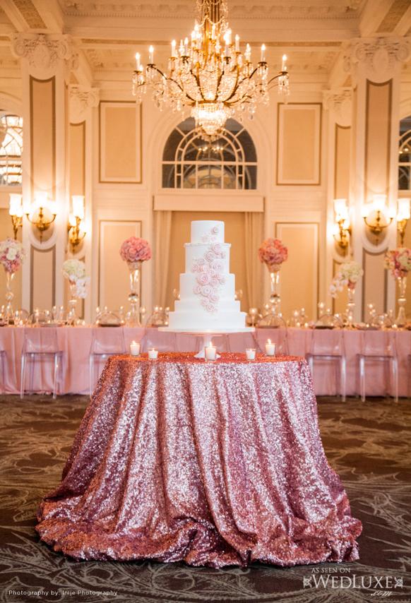Stylish Wedding Cake Table Ideas Archives Weddings
