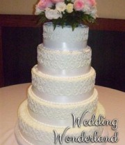 Simple   Elegant Cakes   Wedding Wonderland Cakes in St  Louis     Simple   Elegant 74