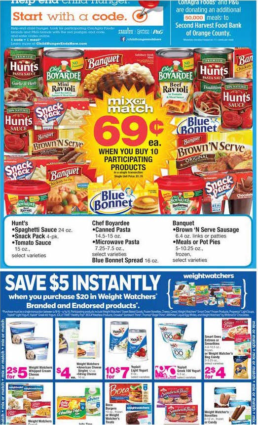 Grocery Ads Weekly Circular