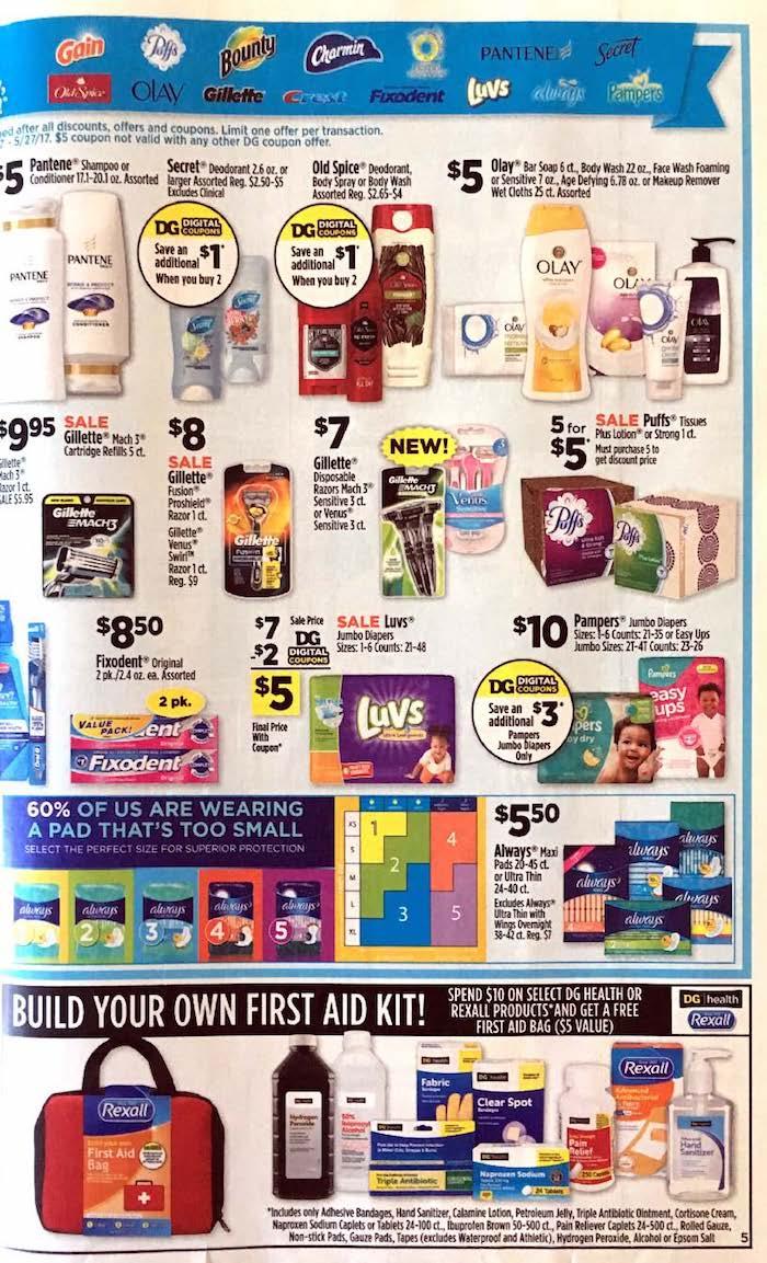 Dollar Store Ads Week