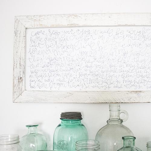 Beautiful Chalkboard Mind