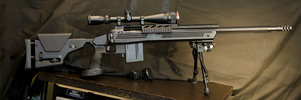 Bolt Action Savage 110 Fcp