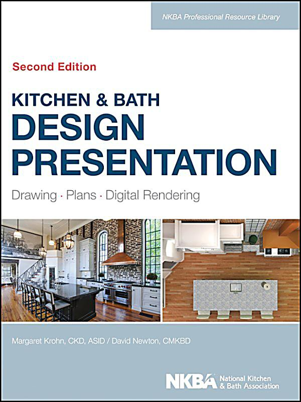 Kitchen Bath Design Presentation Drawing Plans Digital Rendering