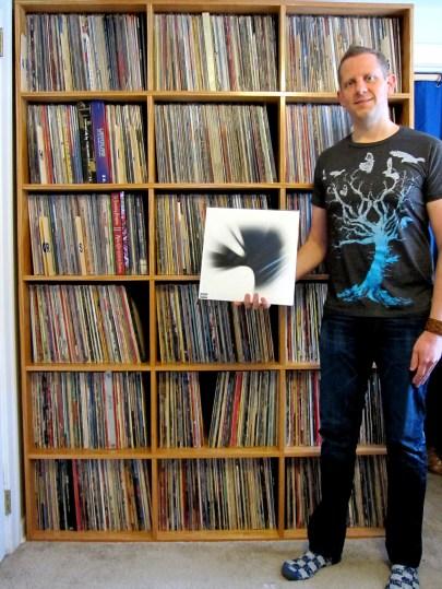 Custom Vinyl Record Shelves World Of Wesley