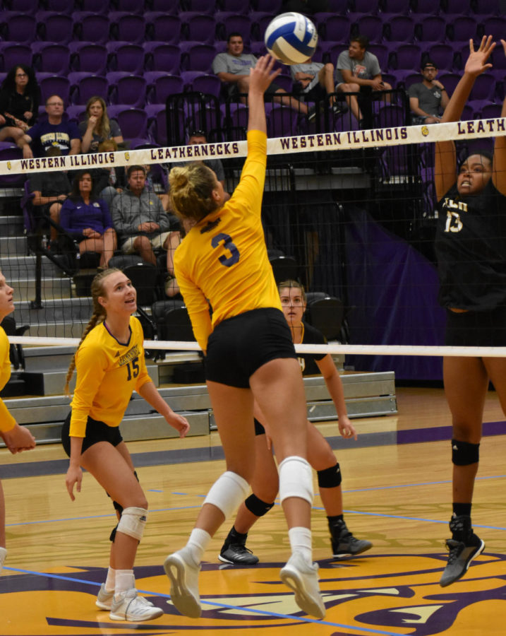 Women's volleyball to wrap up season – Western Courier