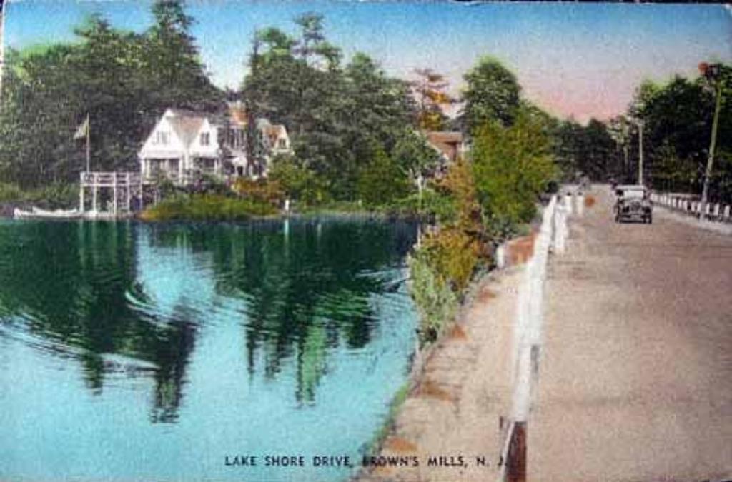 Historic Images Of Burlington County Nj Browns Mills