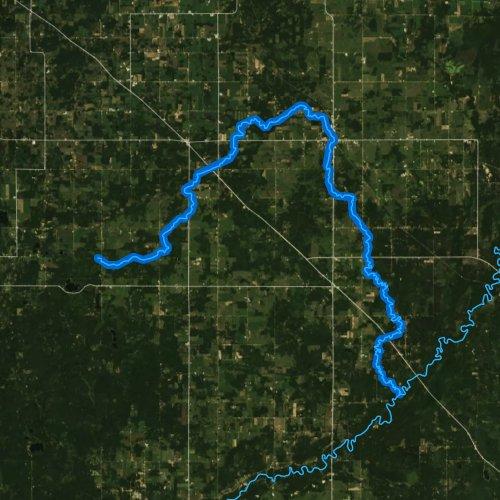 Rivers Fishing Fly Michigan