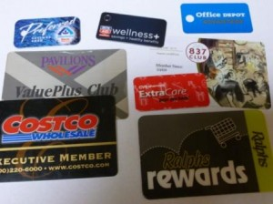 Loyalty Cards and Club Cards