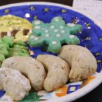 Italian wedding cookies, also known as almond crescents, or Mexican wedding cookies, are a classic Christmas cookie. Soft on the inside and crispy on the outside, Italian wedding cookies are nutty shortbread cookies that belong on your holiday cookie platter!