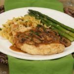 """Chicken Marsala is another super easy dish you can whip up in less than than 30 minutes and get """"restaurant"""" flavor. If you pick up pre-sliced mushrooms and """"paillards""""* from the grocery store, you can make it even faster. 