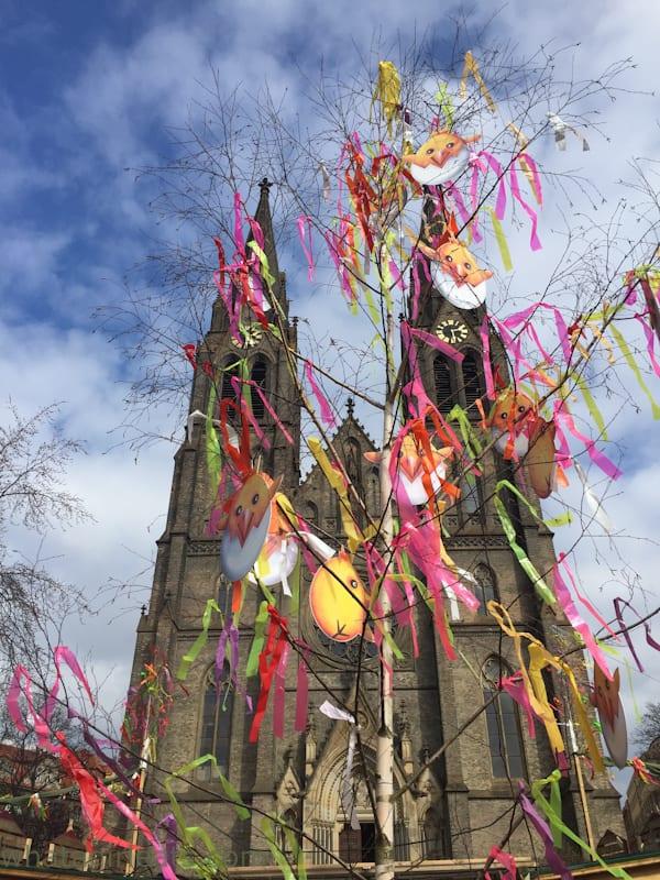 Easter in Prague.