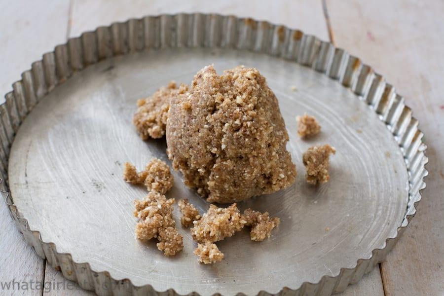 grain free nut crust