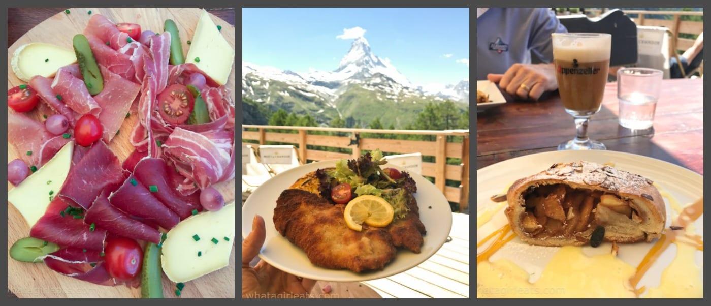 Lunch at Alphitta