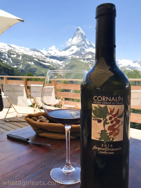 Swiss Wine