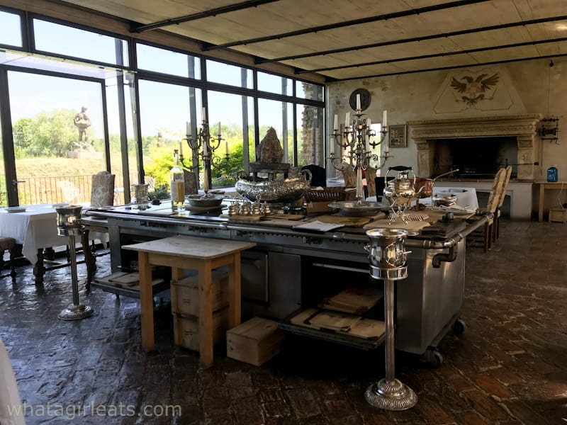 A Slow-Food Dining Experience in Emilia-Romagna, dining room