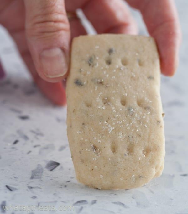 Rectangle shortbread