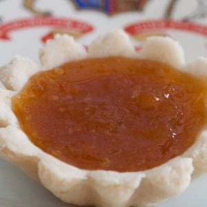 Fruit Jam tart