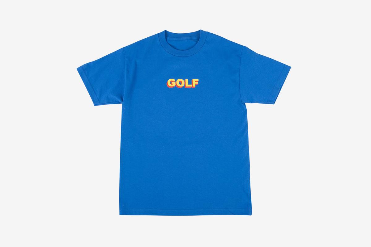 Golf Wang GOLF 3D T-Shirt   What Drops Now