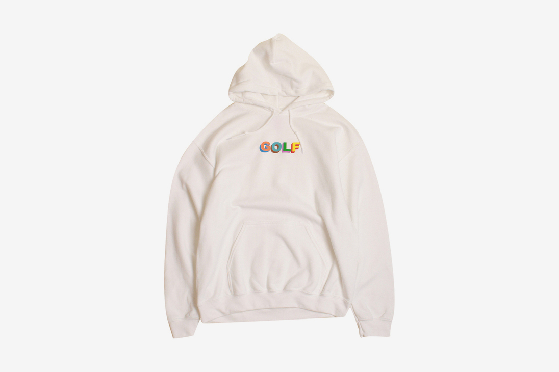 Golf Wang 3D GOLF Hoodie | What Drops Now