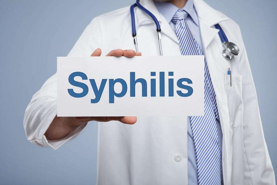 Диагноз - сифилис