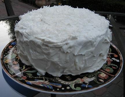 Haupia Cake Recipe Whats Cooking America
