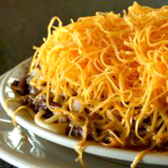Cincinnati Chili History And Recipe Whats Cooking America