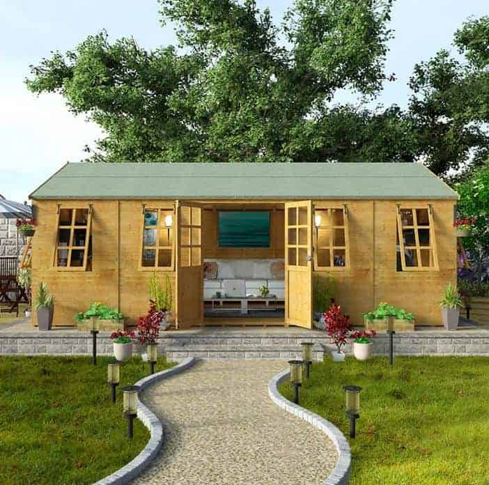 How Build Garden Table
