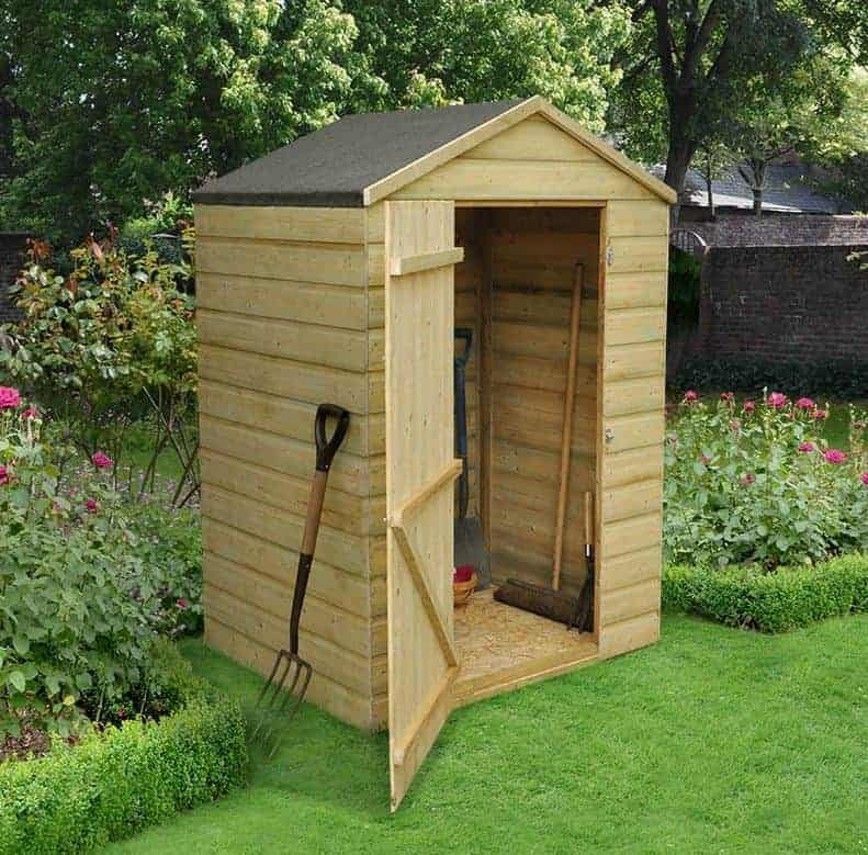 Small Outdoor Shed