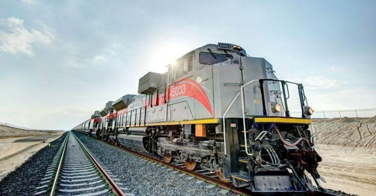 1200km Rail Network To Connect Dubai To Abu Dhabi By Train