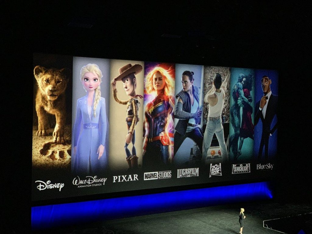 Disney Unveil 2019 Movie Lineup At CinemaCon | What's On ...