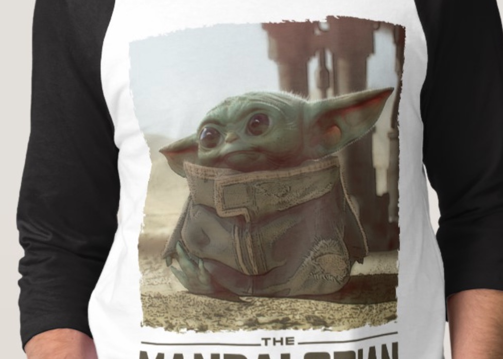 "New ""Baby Yoda"" Merchandise Released 