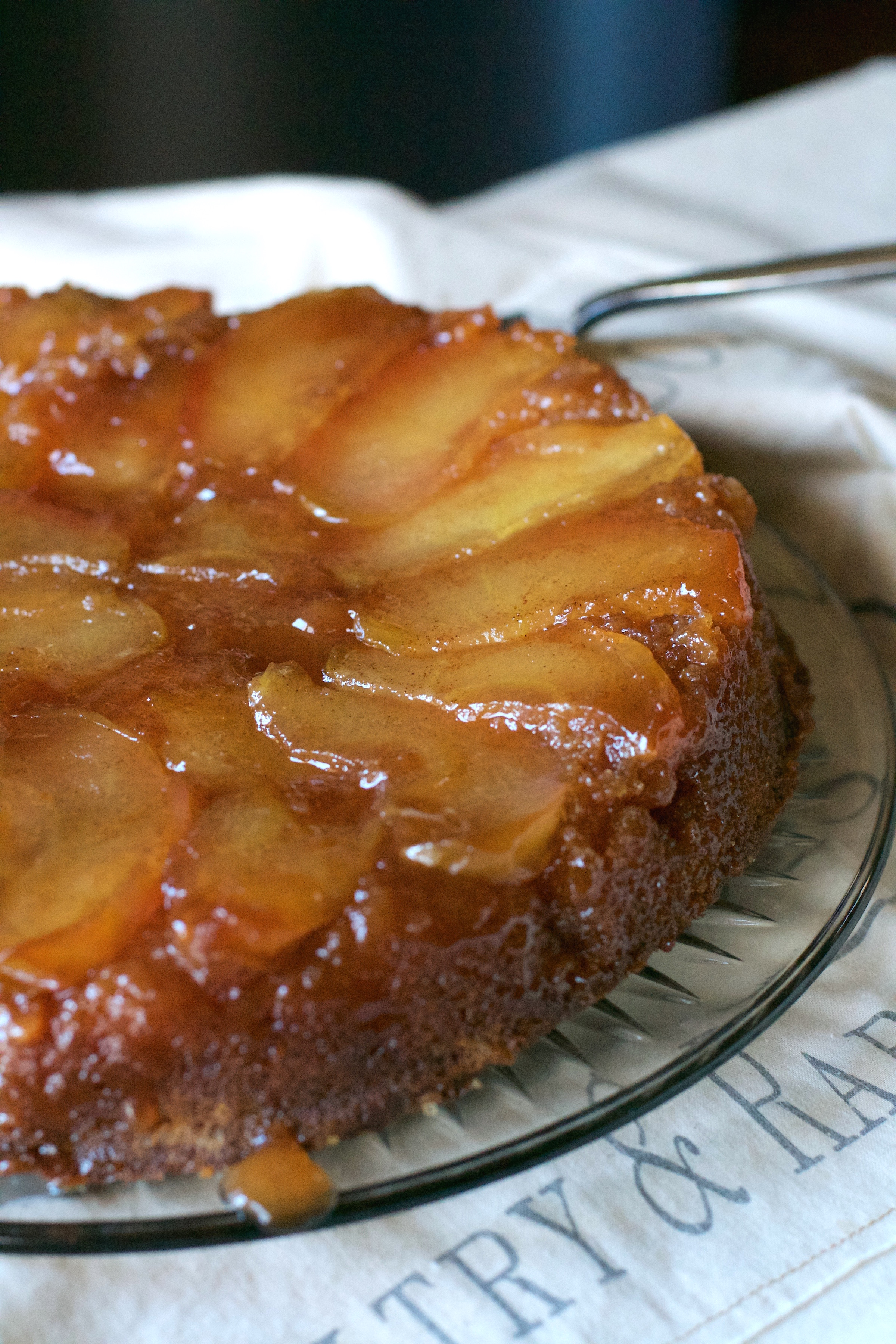 French Apple Cake What The Forks For Dinner