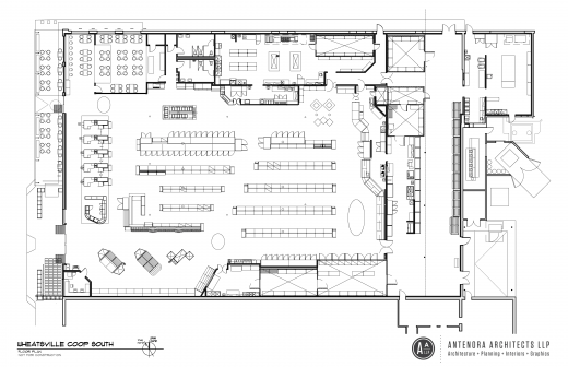 Dollar General Store Interior