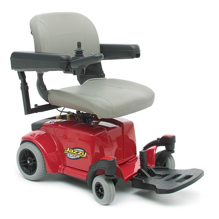 Pushing Someone Wheelchair
