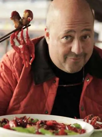 Andrew Zimmern Hosts Bizarre Food Pop-Up at Royal/T