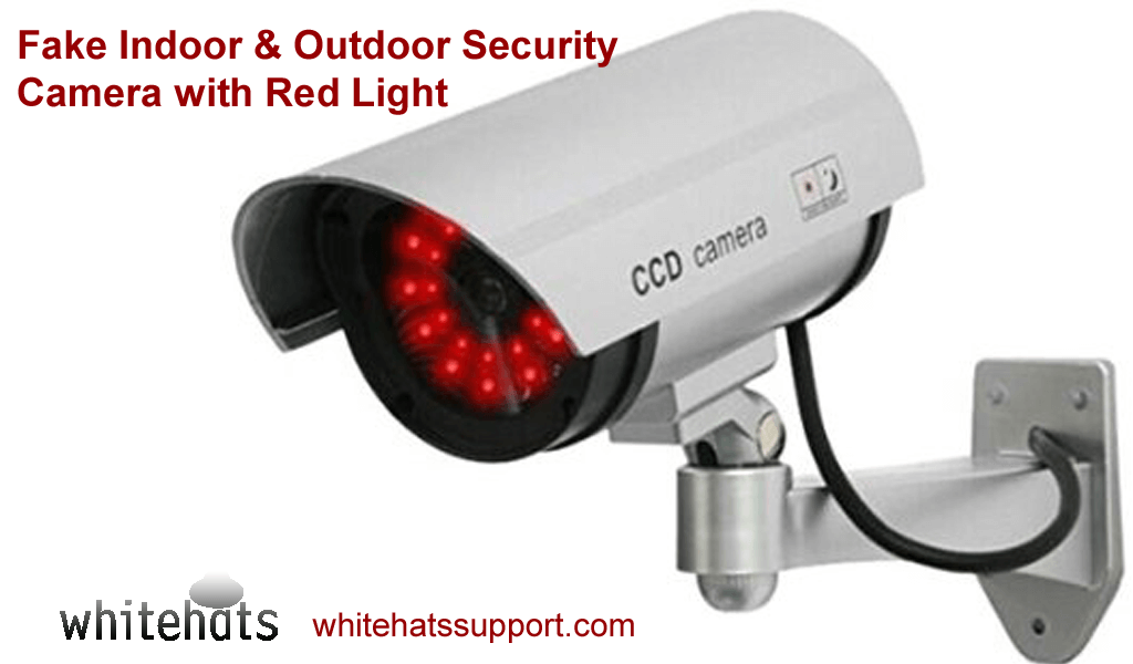 Motion Activated Solar Powered Led Security Light Camera