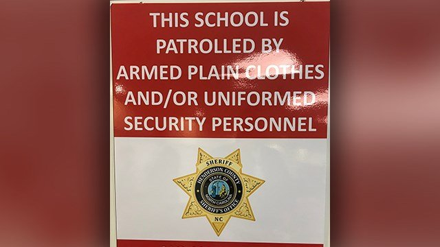 Armed Security Guard North Carolina