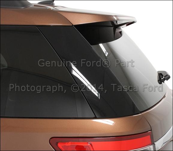 2013 Panel Escape Body Left Rear Side Back Ford