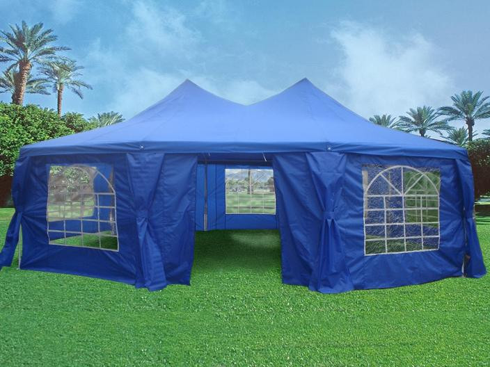 22 X 16 Heavy Duty Party Tent Gazebo 4 Colors