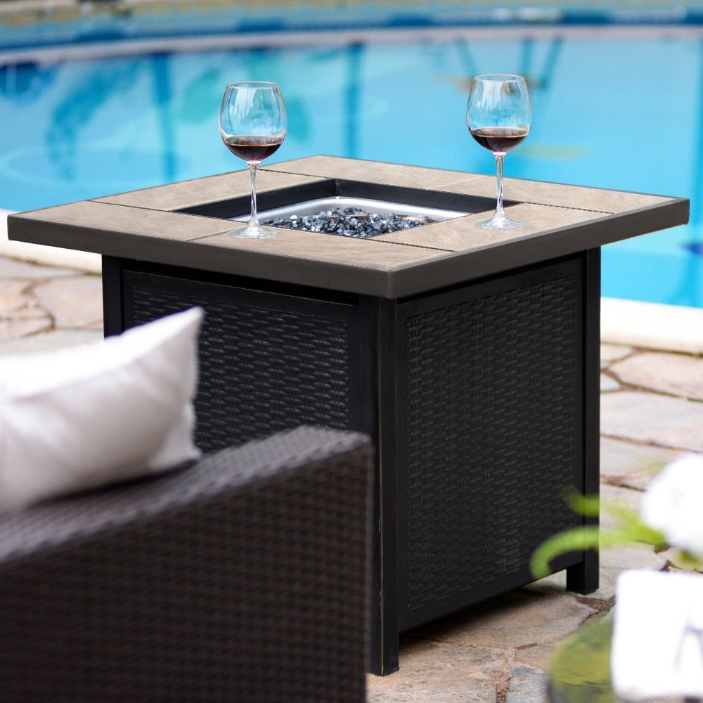Electric Fire Pit