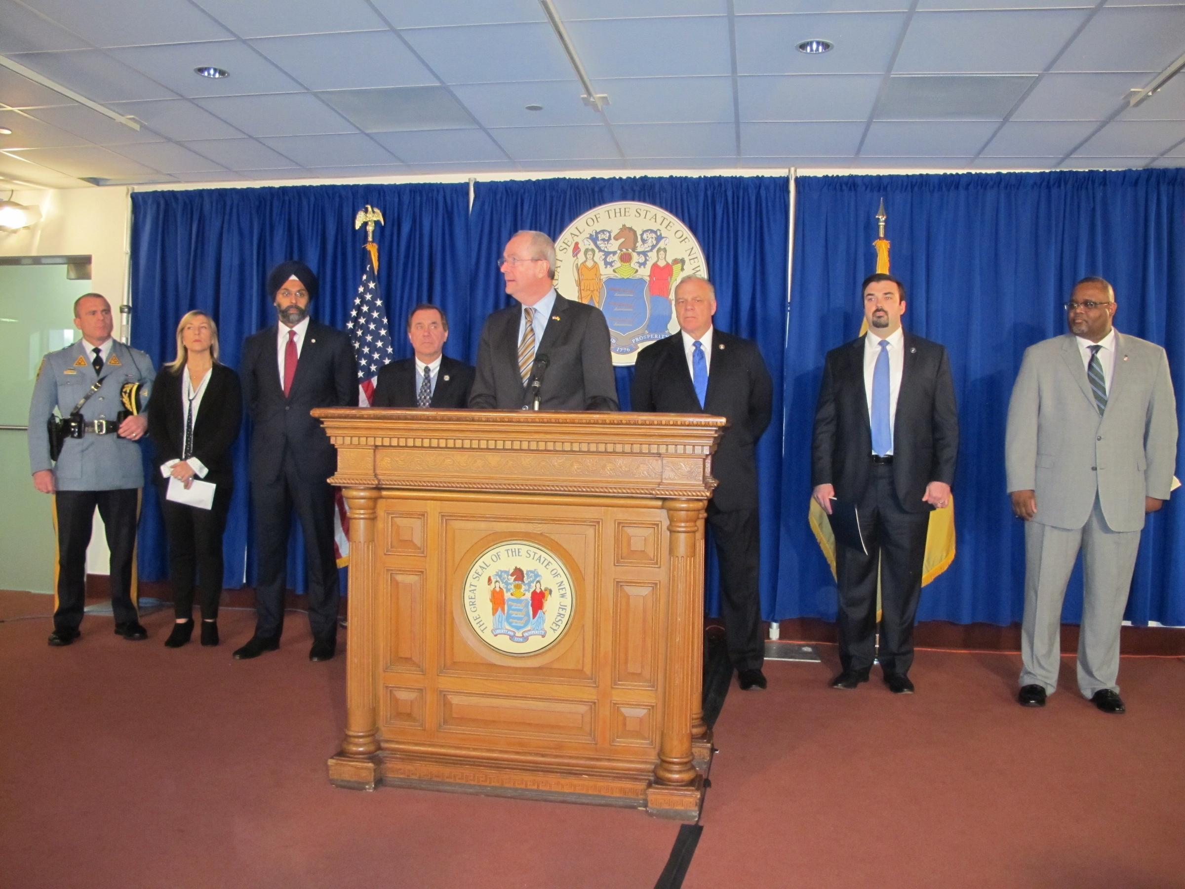 N.J. making school safety a top priority, governor says - WHYY
