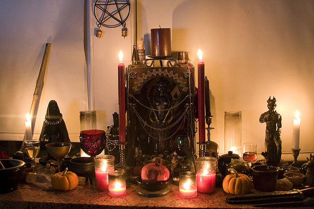 What Do You Need On Your Altar Wicca Daily