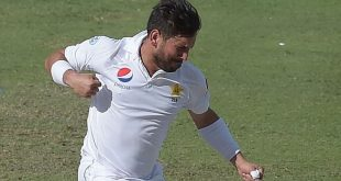 Yasir Shah, Pakistan vs New Zealand 2nd Test