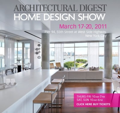 Architectural Digest Home Design Show | Wiggers Custom ...