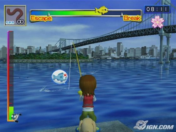 Fishing Master Review   IGN Fishing Master Review