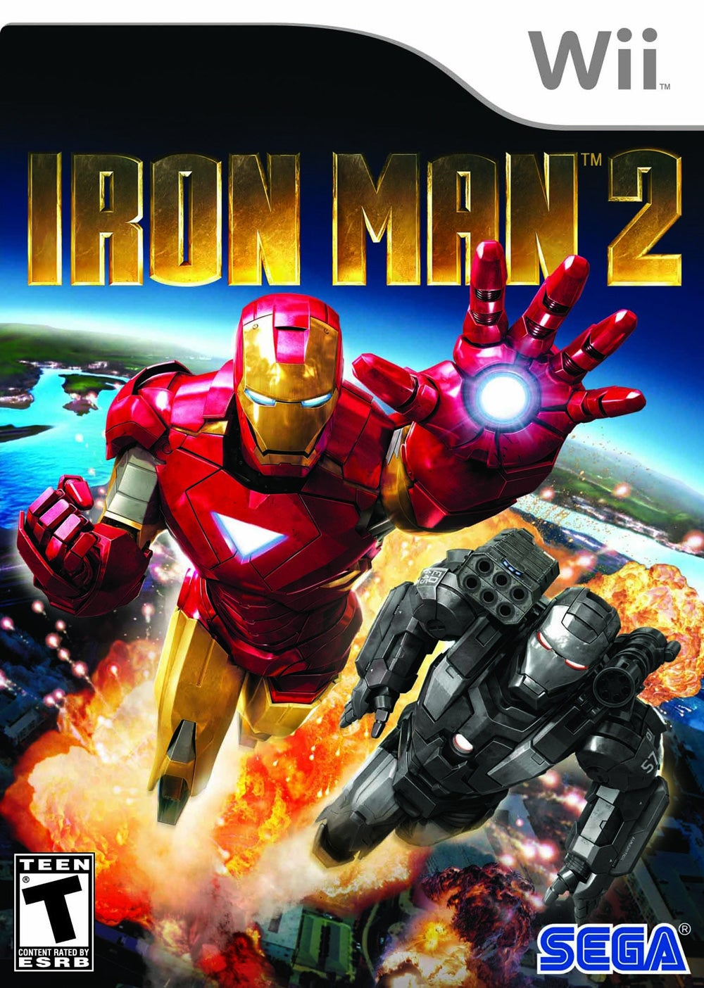 Iron Man 2 Review - IGN