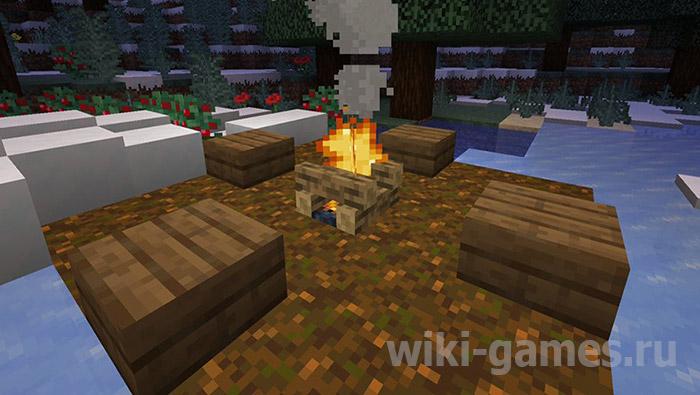 کمپین Minecraft 1.