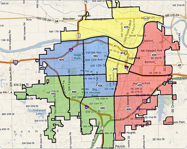 Shawnee County (KS) - The RadioReference Wiki